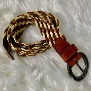 FREE PEOPLE Woven Forever Belt